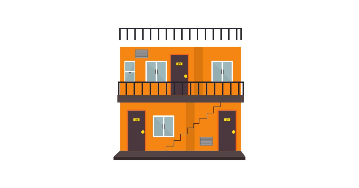 一棟マンション・アパート