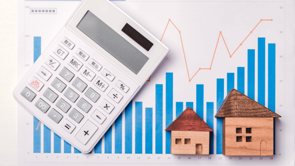 不動産投資の事業計画と電卓
