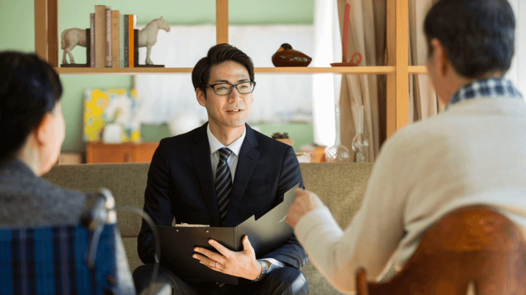 不動産の専門家に工事を相談する