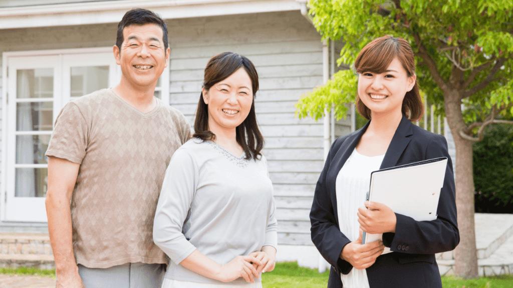 空き家購入を検討している夫婦
